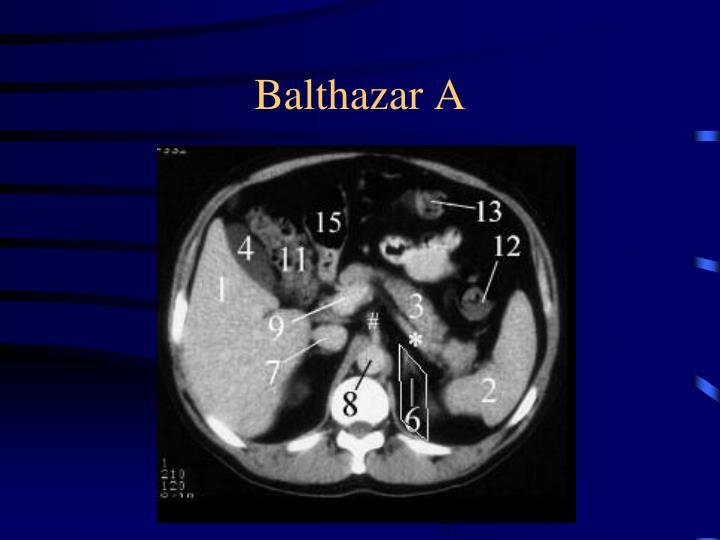 Balthazar A