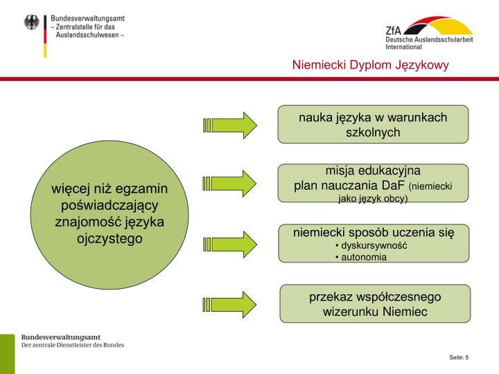 Niemiecki Dyplom Językowy