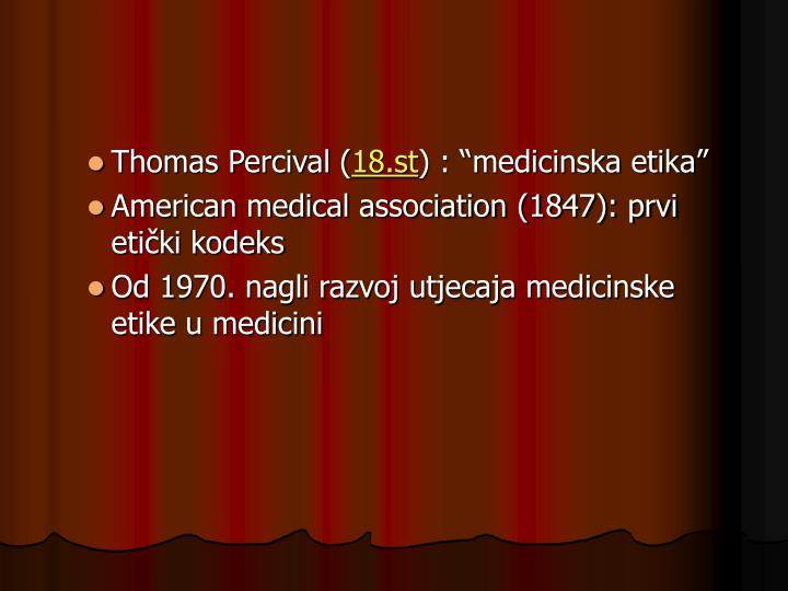Thomas Percival (