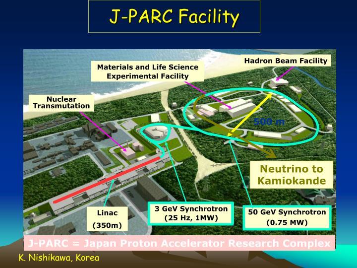 J-PARC Facility
