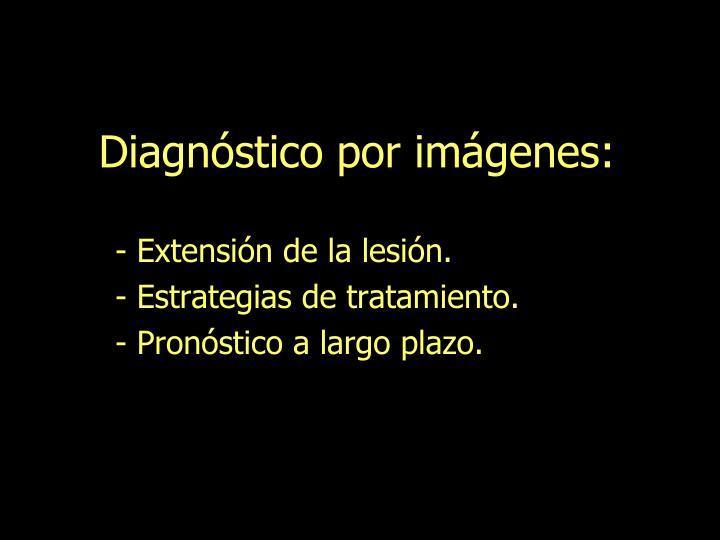 Diagnóstico por imágenes