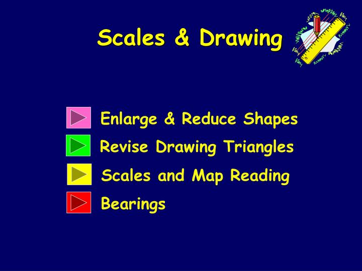 scales drawing