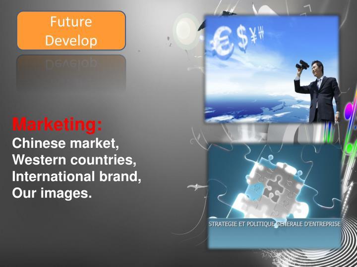 Future Develop