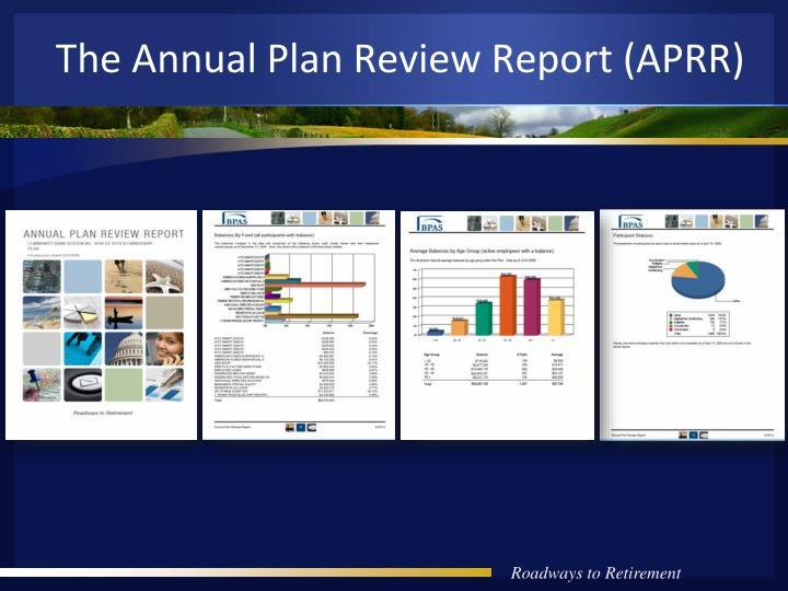 Annual & Interim Reports