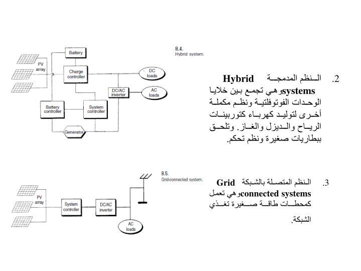 النظم المدمجة