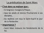 la pr dication de saint marc1