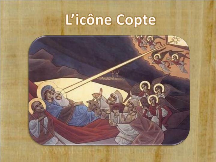 Licne Copte