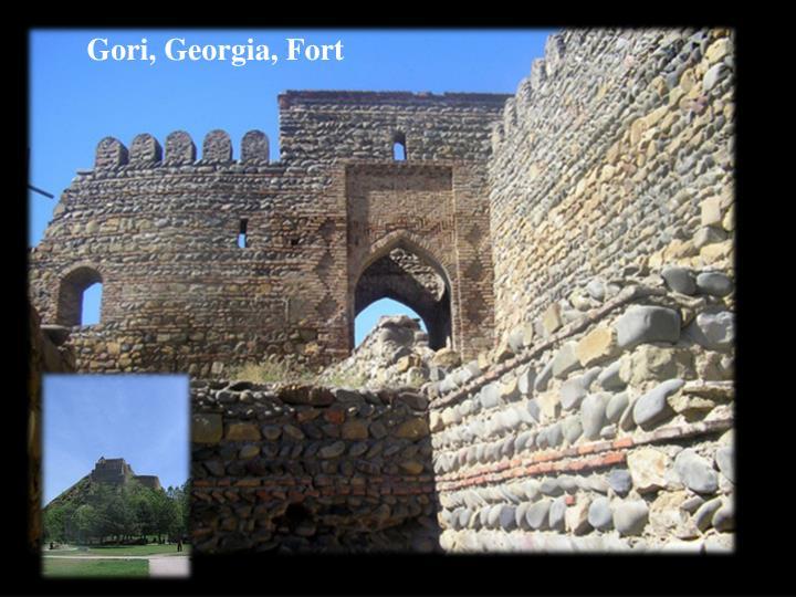 Gori, Georgia, Fort