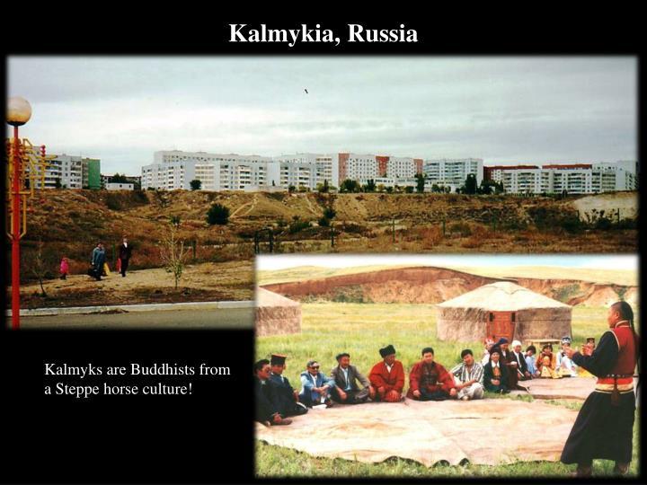 Kalmykia, Russia