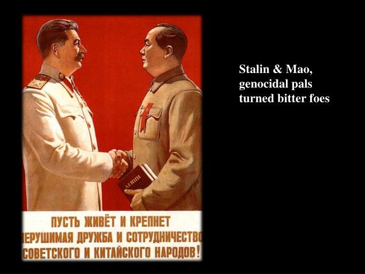 Stalin & Mao,