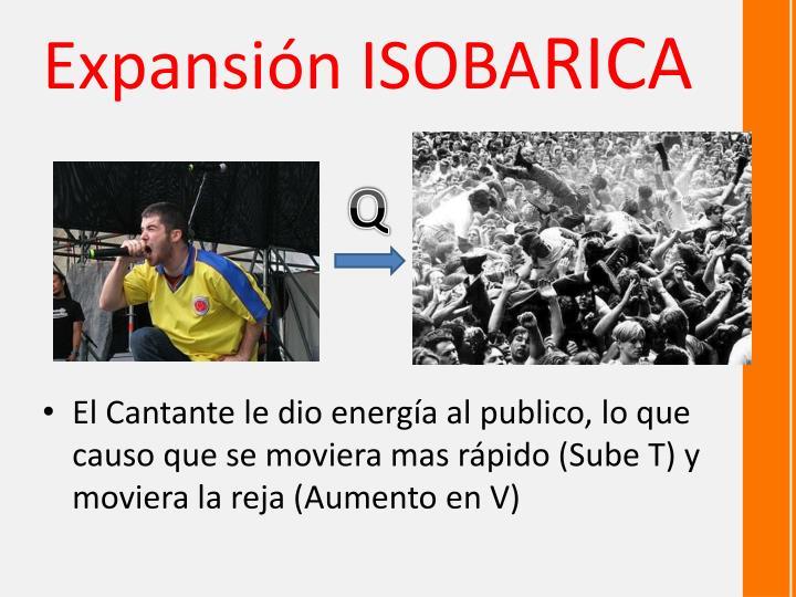 Expansión ISOBA