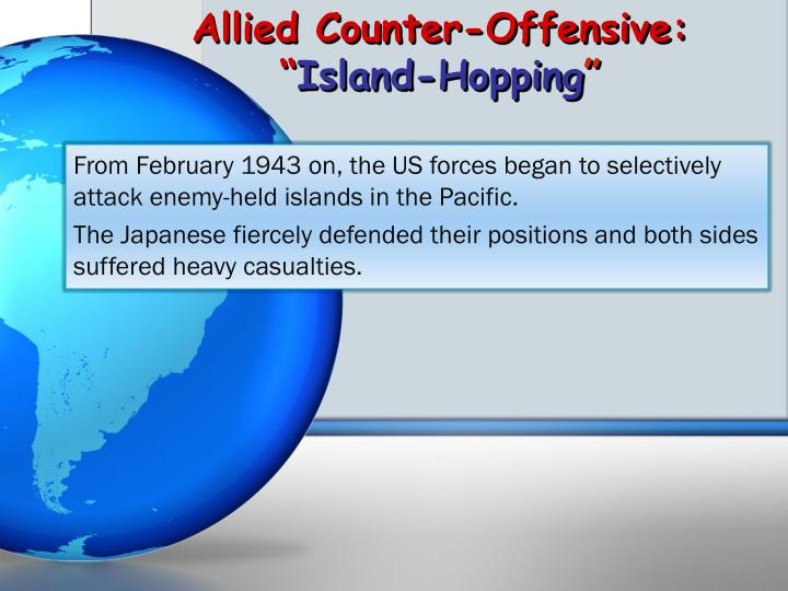 Allied Counter-Offensive: