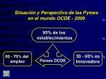 situaci n y perspectiva de las pymes en el mundo ocde 2000