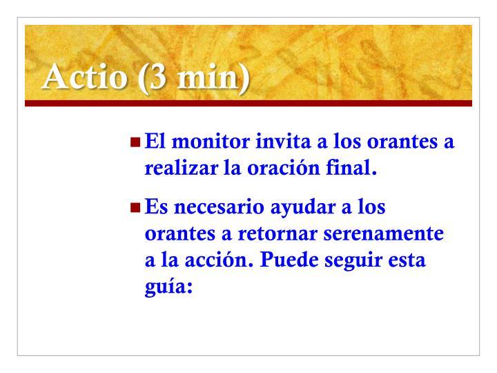 Actio (3