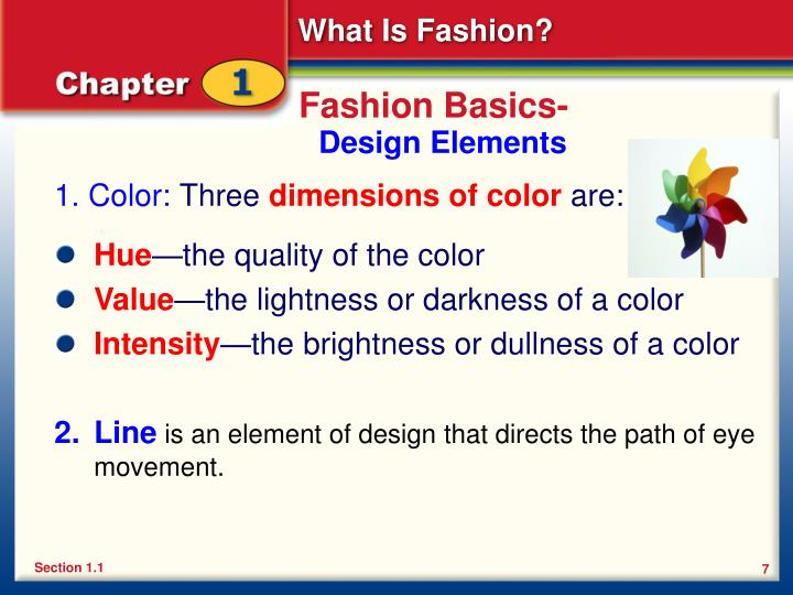 Fashion Basics-