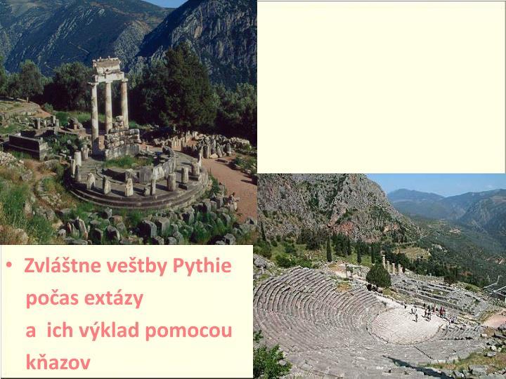 Zvláštne veštby Pythie