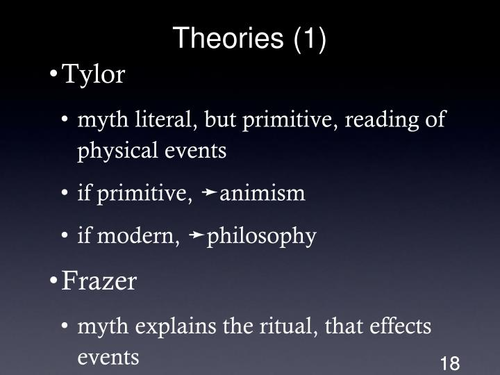 Theories (1)