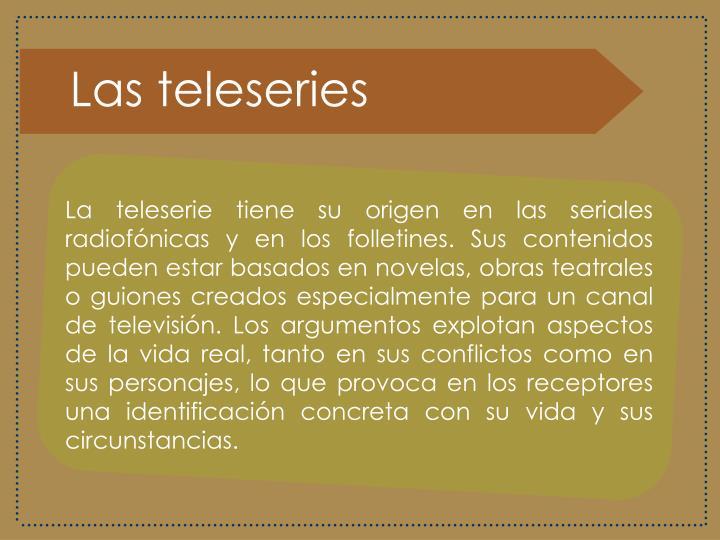 Las teleseries