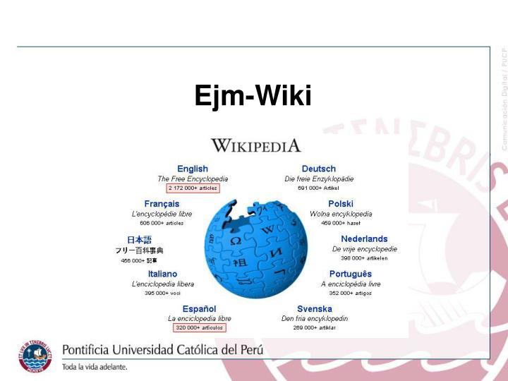 Ejm-Wiki