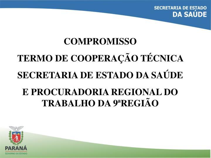 COMPROMISSO