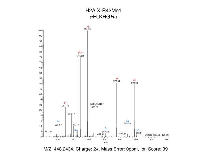 H2A.X-R42Me1