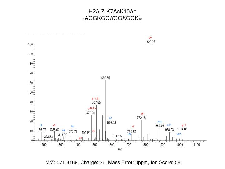 H2A.Z-K7AcK10Ac