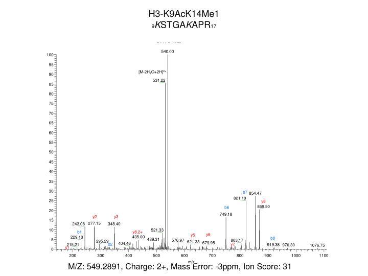 H3-K9AcK14Me1