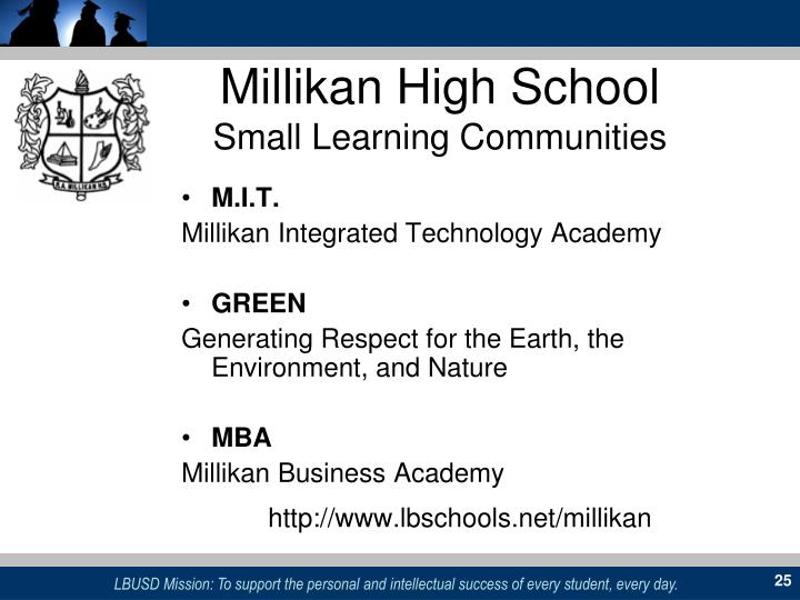 Millikan High School