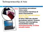 technopreneurship di asia1