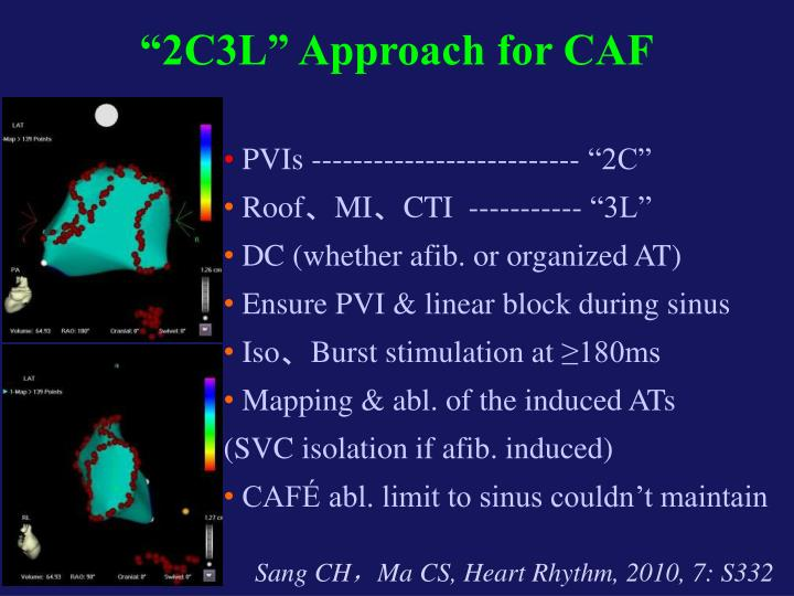 """2C3L"" Approach for CAF"