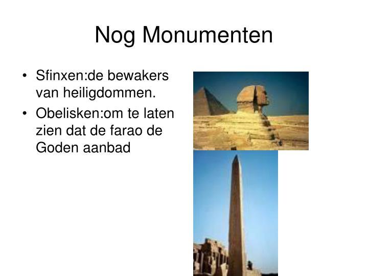 Nog Monumenten