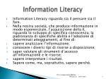 information literacy1