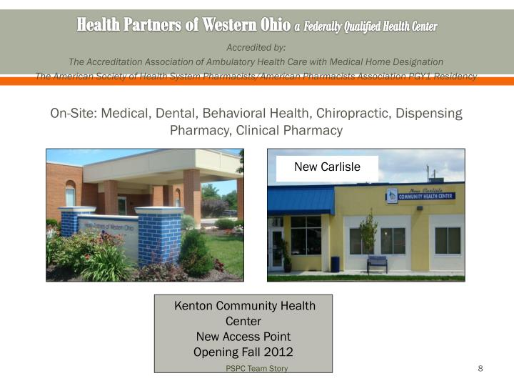 Health Partners of Western Ohio