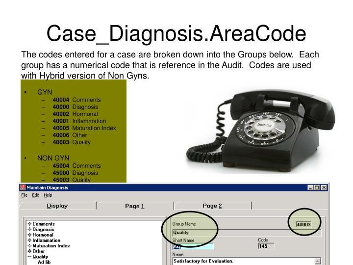 Case_Diagnosis.AreaCode