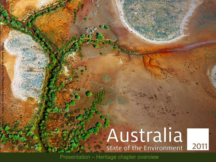 Photo Aerial view of the Pilbara by Andrew Griffiths - Lensaloft