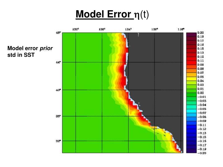 Model Error