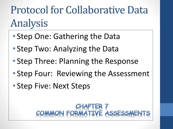 Protocol for Collaborative Data Analysis