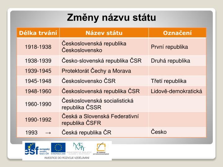 Územím ČR prochází