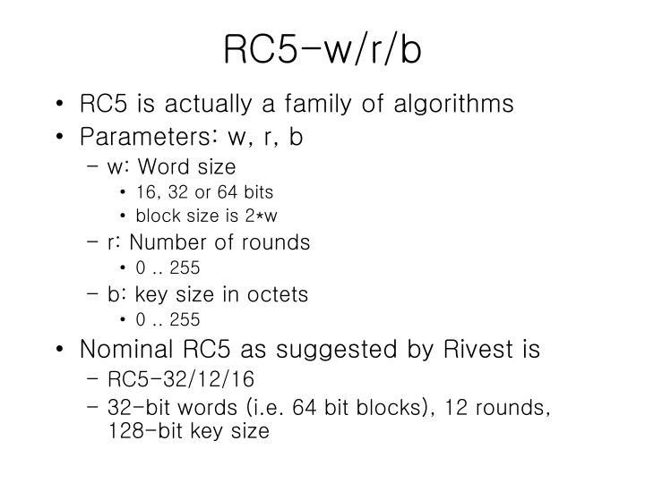 RC5-w/r/b