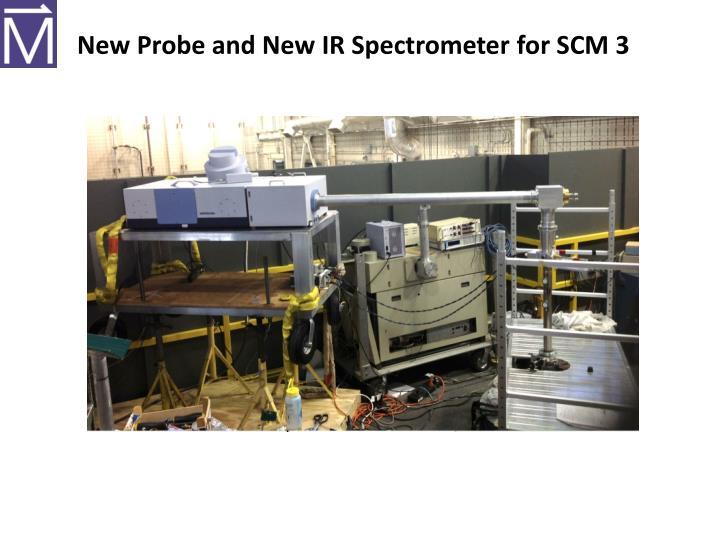 New Probe and New IR Spectrometer