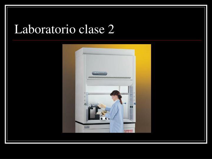 Laboratorio clase 2