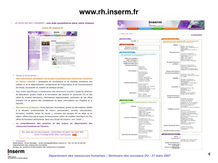 www.rh.inserm.fr