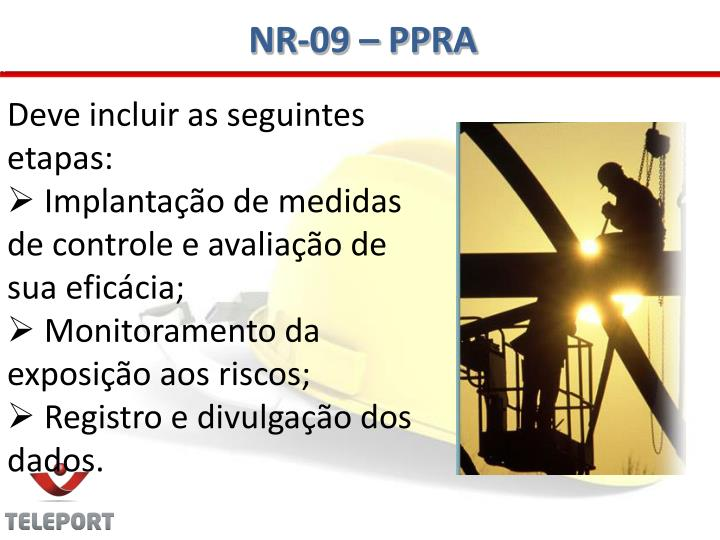 NR-09 – PPRA