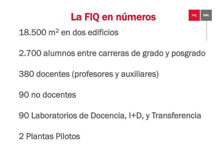 La FIQ en números