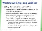 working with axes and gridlines1