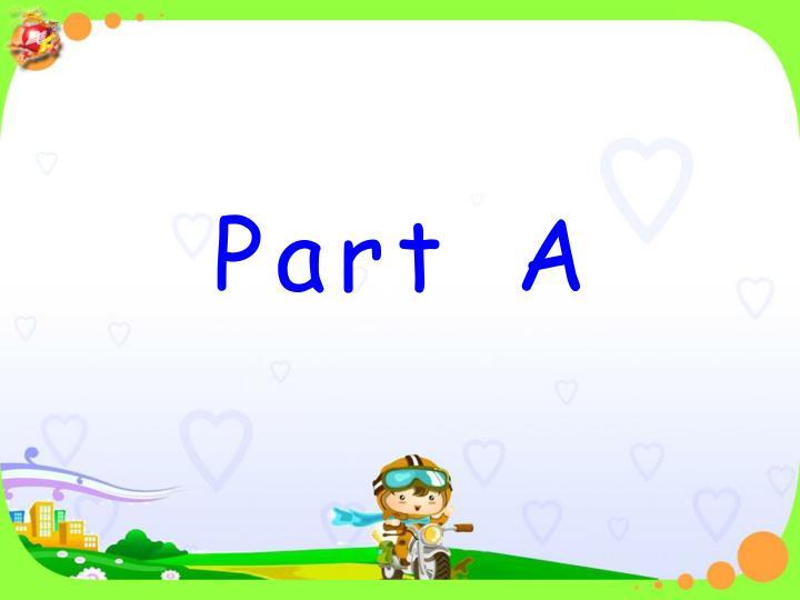 Part A