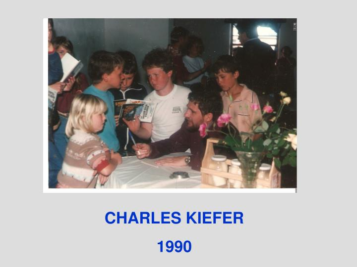 CHARLES KIEFER