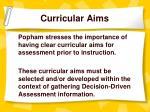 curricular aims1