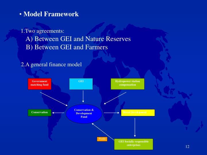 Model Framework