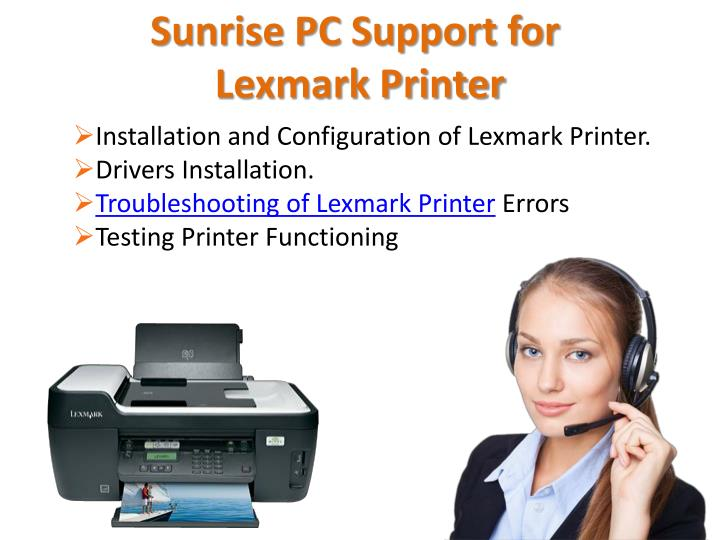 Sunrise PC Support for